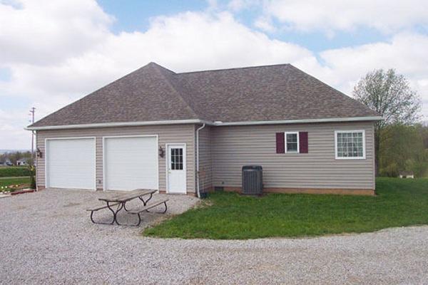 Mount Vernon Ohio Garage