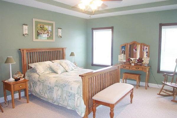 Mount Vernon Ohio Master Bedroom