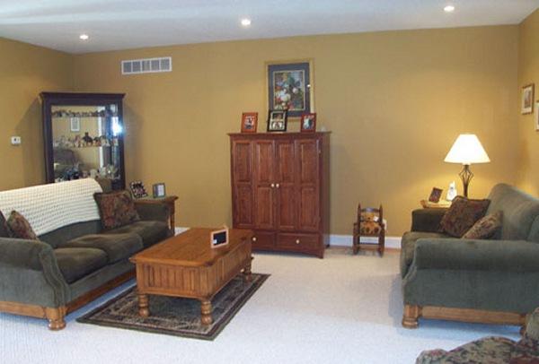 Mount Vernon Ohio Family Room