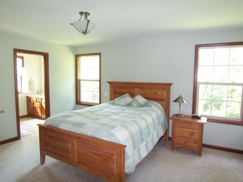 871 Country Club Drive Master Bedroom
